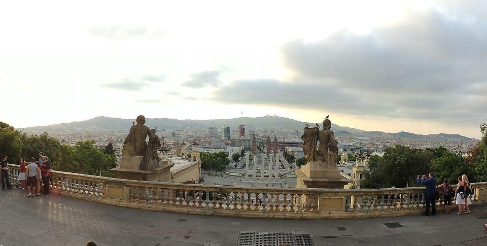 Isso é Barcelona