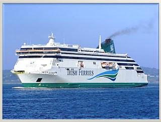 Esste é um dos Ferrys (imagem da internet)