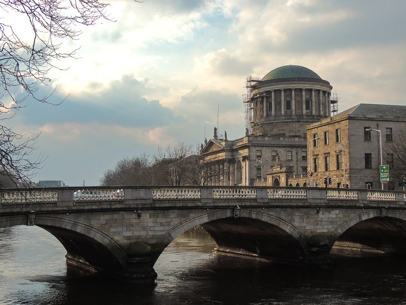 Dublin - Four Courts