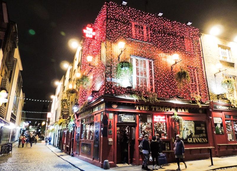Dublin - Temple Bar