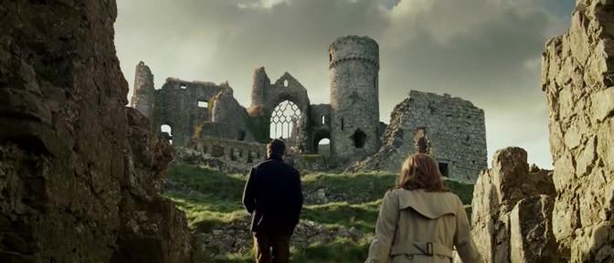 """O castelo """"vendido"""" no filme. Nada a ver com o que fomos! =/ (Leap Year, 2010)"""