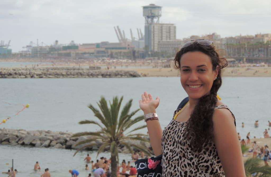 Bem-vindos a Barcelona! (cuidado com as mãos leves)
