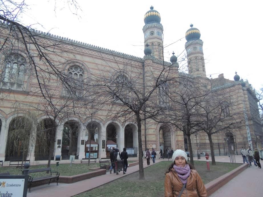 Nagy Zsinagoga - A Grande Sinagoga