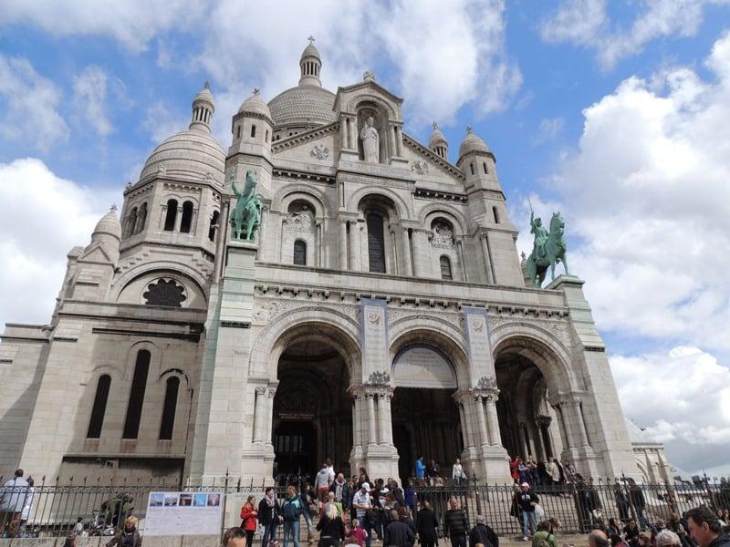 Minha primeira impressão de Paris..Inesquecível!