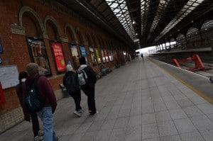 DART Station - Dublin