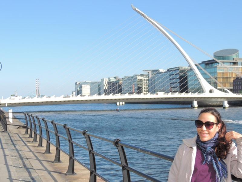 Ponte Samuel Beckett