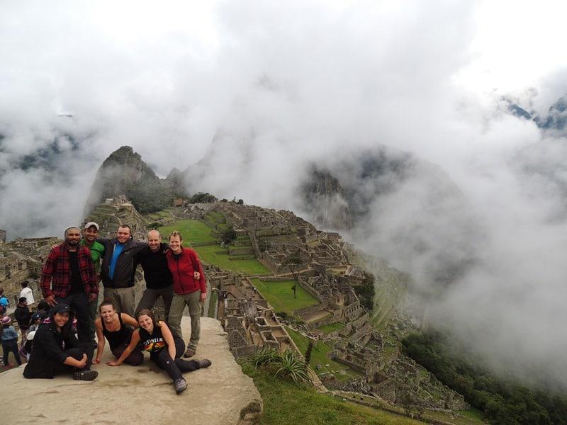 Enfim - Machu Picchu