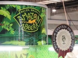 Amazon Beer com a cerveja campeã de 2014 - Açaí Stout