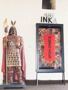Museu da história Inca