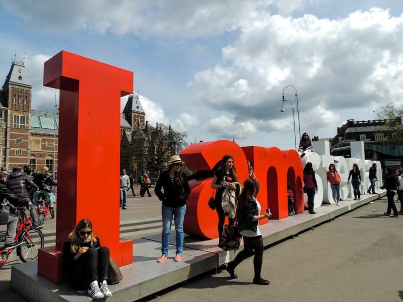 Emburro 3: Amsterdã - Frustração