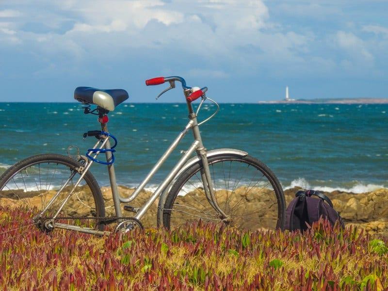 O litoral uruguaio - Punta del Leste
