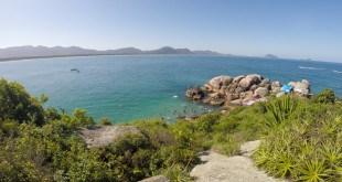 Como chegar às piscinas naturais de Florianópolis