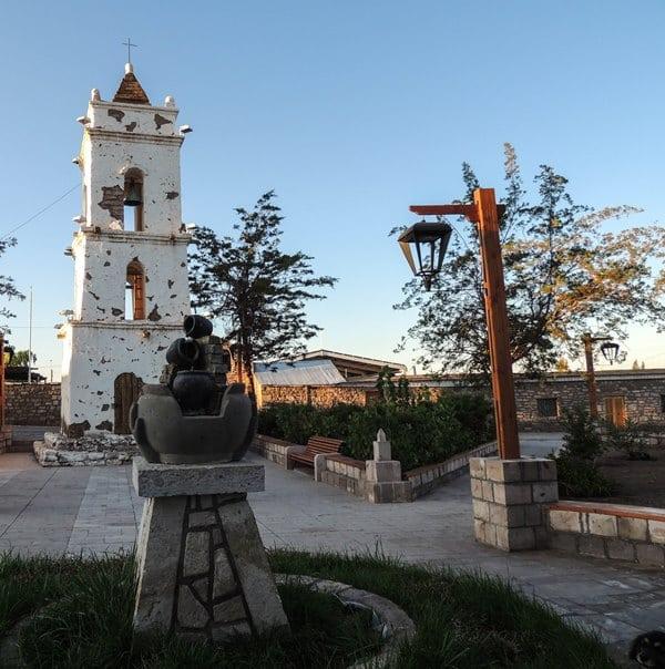 Campanario de Toconao