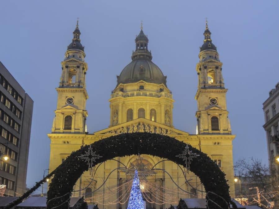 Basílica de St. Estevão