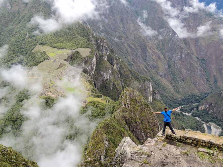 Huayna Picchu e o visual