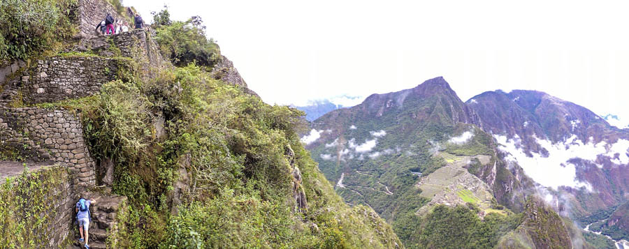 Huayna Picchu panoramica