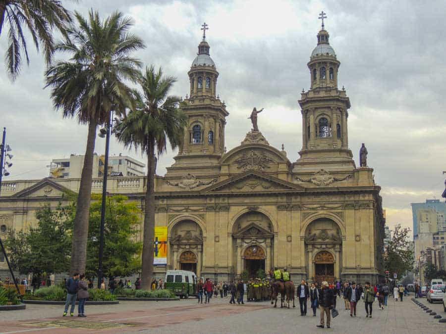 alt Catedral de Santiago