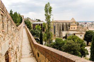 Girona - a Muralha