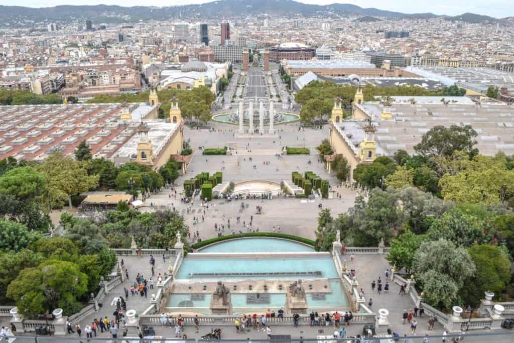 Viver em Barcelona