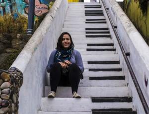 Essa escada é d+