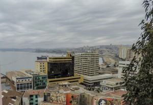 Vista do Cerro Concepción