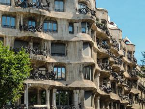 Gaudí - La Pedrera